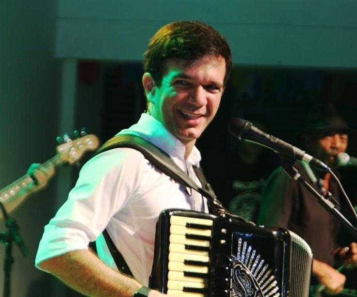 Waldonys é Atração no 41º  Instituto Rotary do brasil