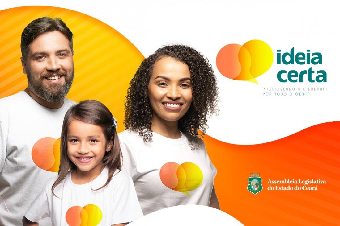 """Assembleia Legislativa lança campanha de cidadania """"Ideia Certa"""""""
