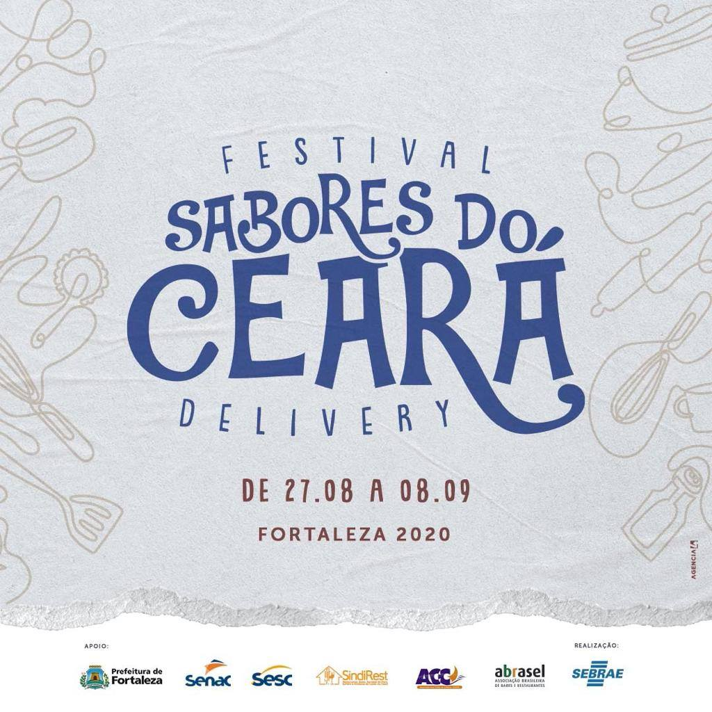 Fortaleza lança o maior Festival Delivery do Nordeste